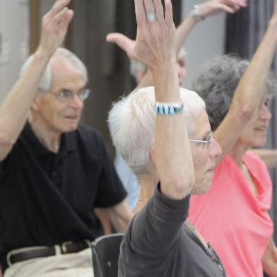 Movement for Parkinson's® Flynn class